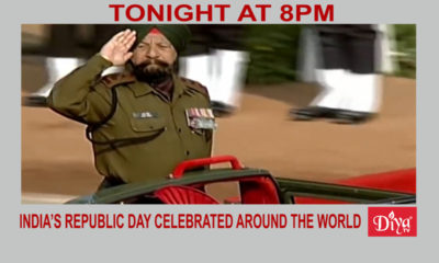 India's Republic Day celebrated around the world | Diya TV News