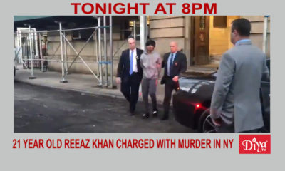21 year old Reeaz Khan charged with murder in NY | Diya TV News
