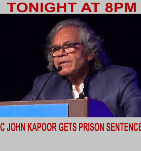 Pharma exec John Kapoor gets 66 month prison sentence | Diya TV News