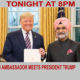 New Indian Ambassador to U.S.. Sandhu meets President Trump | Diya TV News