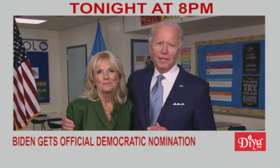 Biden gets official Democratic Presidential nomination | Diya TV News