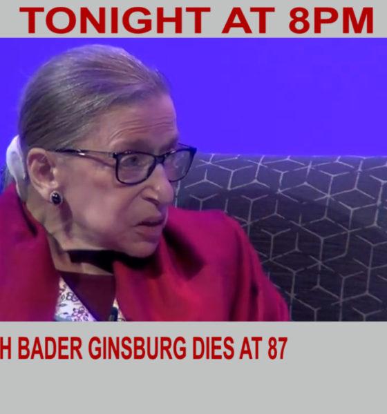 BREAKING: Supreme Court Justice Ruth Bader Ginsburg dies at 87 | Diya TV News