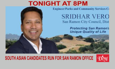 Eight South Asian candidates run for San Ramon office| Diya TV News