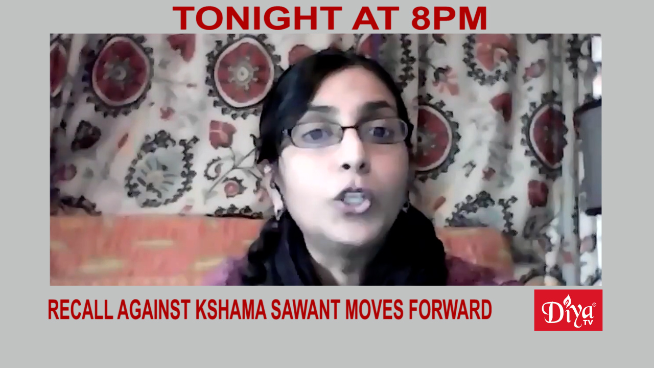 Recall efforts against Kshama Sawant moves forward | Diya TV News