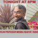 Indian American professor missing near Mt. Rainier | Diya TV News
