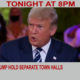 Biden & Trump hold separate town halls on debate night | Diya TV News