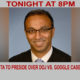 Judge Amit Mehta to preside over DOJ vs. Google case | Diya TV News