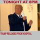 President Trump released from hospital | Diya TV News