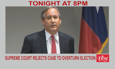 Supreme Court refuses to hear Texas case to overturn election | Diya TV News
