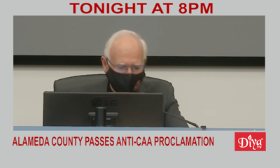 Alameda County passes anti-CAA proclamation | Diya TV News