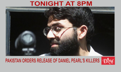 Pakistan Court Orders Release Of Daniel Pearl's Convicted Killers | Diya TV News