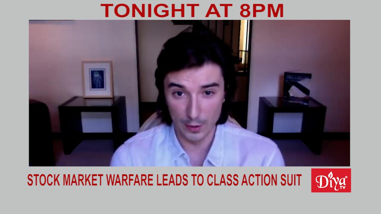 Stock Market Class Warfare Leads To Class Action Suit | Diya TV News