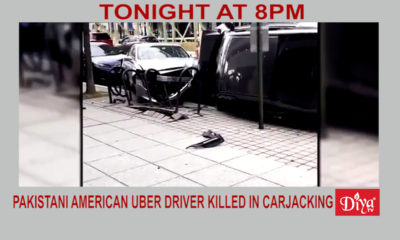 Pakistani American Uber Driver Killed In Carjacking | Diya TV News