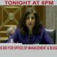 Tanden Ends Bid For Office Of Management & Budget | Diya TV News