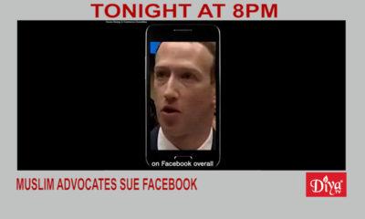 Muslim Advocates Sue Facebook | Diya TV News