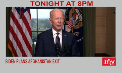 Biden Plans Afghanistan Exit | Diya TV News