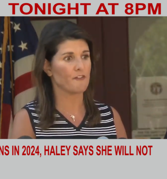 If Trump Runs In 2024, Haley Says She Will Not | Diya TV News