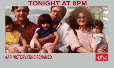Aapi Victory Fund Renamed | Diya TV News