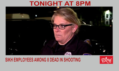 Sikh Employees Among 8 Dead In Indianapolis Shooting | Diya TV News