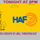 HAF Accuses 5 Groups Of Libel, Threatens Suit | Diya TV News