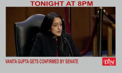 Vanita Gupta Gets Confirmed By Senate | Diya TV News