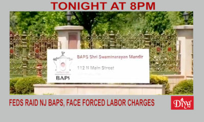 Feds raid NJ Baps, face forced labor charges | Diya TV News