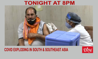 Covid exploding in South & Southeast Asia | Diya TV News