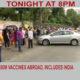 U.S. sends 80m vaccines abroad, includes India | Diya TV News