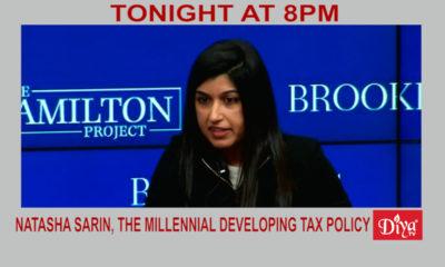 Meet Natasha Sarin, the millennial developing tax policy | Diya TV News
