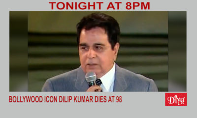 Bollywood icon Dilip Kumar dies at 98 | Diya TV News
