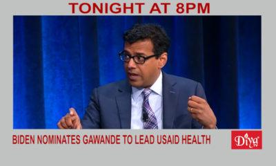 Biden nominates Atul Gawande to lead USAID Global Health | Diya TV News