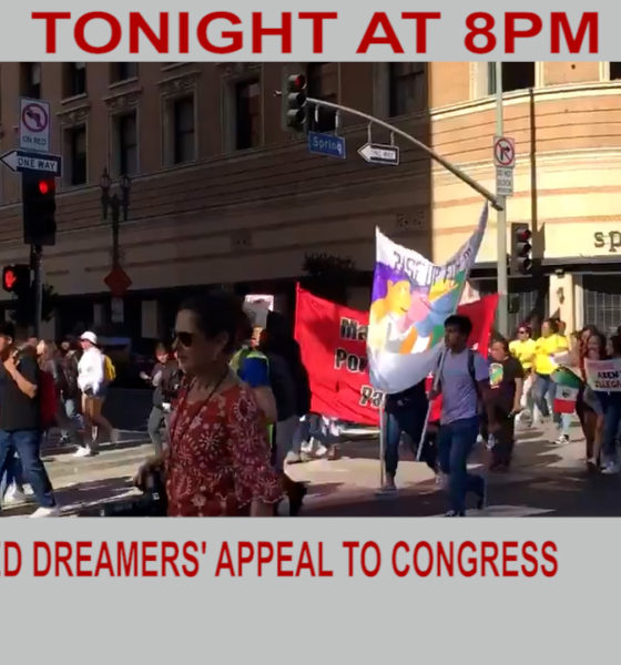 Nearly 200,000 'Documented Dreamers' appeal to Congress for help | Diya TV News