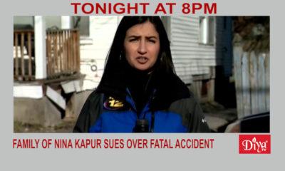 Family of reporter Nina Kapur sues over fatal accident | Diya TV News