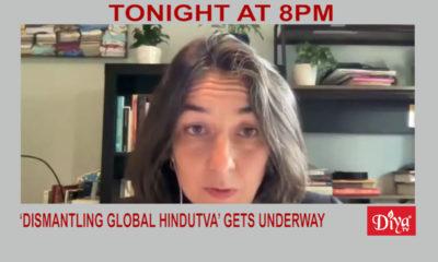 'Dismantling Global Hindutva' gets underway amid scrutiny | Diya TV News