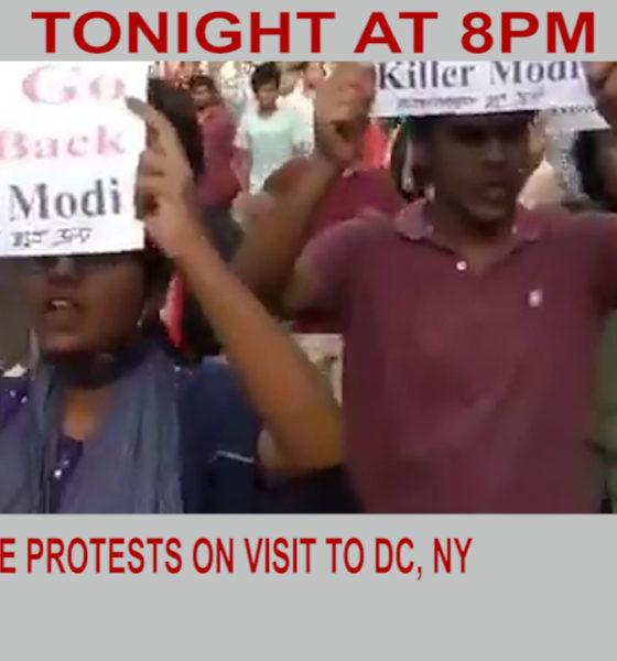 Modi to face protests on visit to DC, NY | Diya TV News